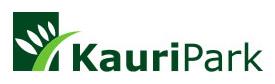 Kauri Park Logo