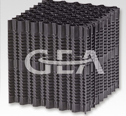 GEA 2h BIOdek Vertical Flow Fills