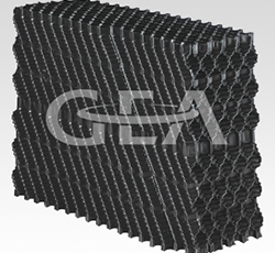 GEA 2H BIOdek Tubular Design Fills